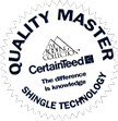 CertainTeed Quality Master Shingle Technology